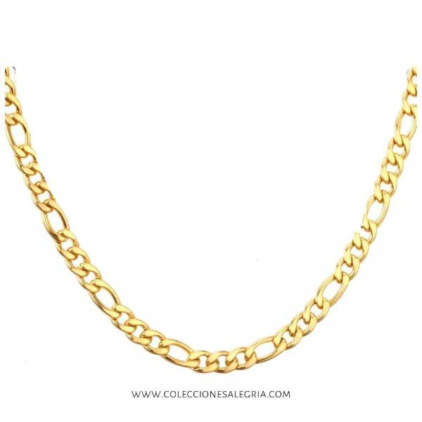Cadena de Acero Inoxidable Gold